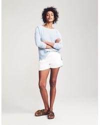 Faherty Brand Arlie Day Short - White