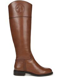 Franco Sarto - Hudson Wide Calf Boots - Lyst