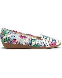 A2 By Aerosoles Parchment Flat Shoes - Multicolor