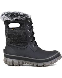 Bogs Arcata Waterproof Winter Boots - Black