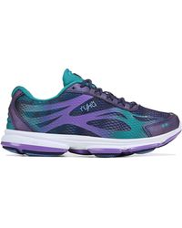 Ryka Devotion Plus Walking Shoes - Blue