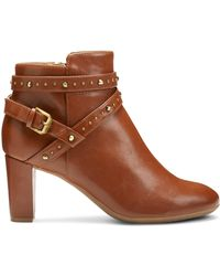 A2 By Aerosoles Octave Bootie - Brown