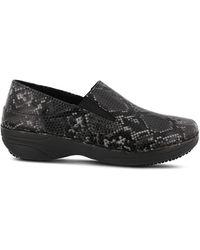 Spring Step - Ferrara Slip Resistant Slip On Shoes - Lyst