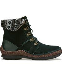 Propet Dayna Medium/wide/x-wide Boots - Green