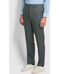 Farah Roachman Flexi Waist Trousers - Grey