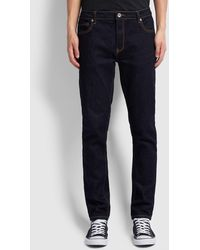 Farah Drake Slim Fit Stretch Jeans - Blue