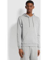 Farah Zain Organic Cotton Hoodie - Grey