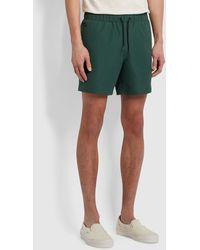 Farah Colbert Swim Shorts - Green