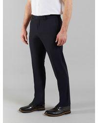 Farah Roachman 4 Way Stretch Trousers - Blue