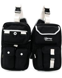 Eastpak Utility-Tasche mit Schulterriemen - Schwarz