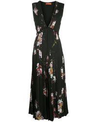 Altuzarra Bonnie ドレス - ブラック