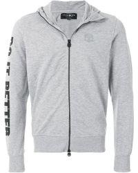 Hydrogen - Do It Better Zipped Jacket - Lyst