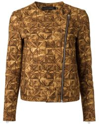 Andrea Marques - All-over Print Jacket - Lyst