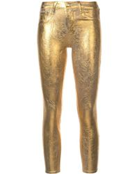 L'Agence - 'Margot' Skinny-Jeans - Lyst