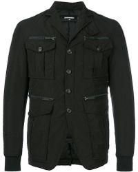 DSquared² - Multi Pockets Blazer - Lyst