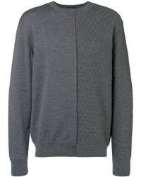 Falke - Crossed Knit Jersey Sweater - Lyst