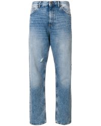 Mauro Grifoni - Straight Leg Jeans - Lyst