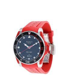 Gucci Часы 'dive' - Многоцветный