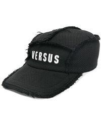 Versus - Logo Baseball Cap - Lyst