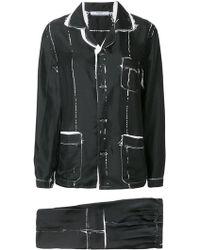 Prada - Tie-dye Two-piece Suit - Lyst