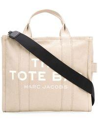Marc Jacobs - Сумка-тоут С Верхними Ручками И Надписью - Lyst