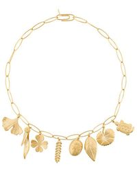 Aurelie Bidermann - Aurelie Necklace - Lyst
