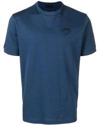 Prada - ラウンドネック Tシャツ - Lyst