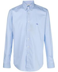 Etro - Classic Fitted Shirt - Lyst