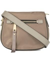 Marc Jacobs The Small Nomad Trooper Bag - Brown