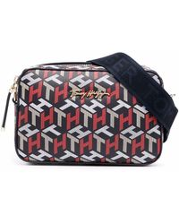 Tommy Hilfiger Iconic Tommy Camera Bag - Red