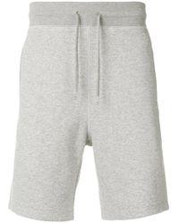 Moncler Gamme Bleu - Jersey Shorts - Lyst