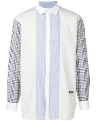 Education From Young Machines - Striped Shirt - Lyst