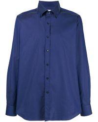 Xacus - Button Down Shirt - Lyst