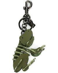 COACH - Small Froggy Bag Charm - Lyst