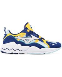Mizuno Wave Rider 1s Low-top Trainers - Blue