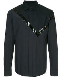 Yoshiokubo - Solid Bandana Shirt - Lyst