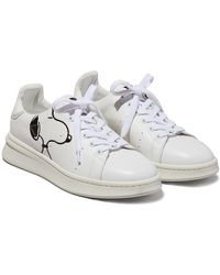 Marc Jacobs X Peanuts Sneakers - White