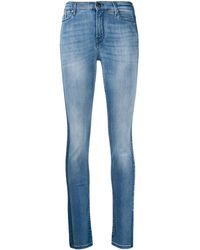 Karl Lagerfeld スリムジーンズ - ブルー