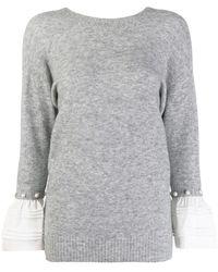 3.1 Phillip Lim - Vネック セーター - Lyst