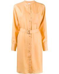 Filippa K Vera シャツドレス - オレンジ