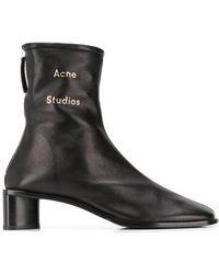 af157d32532b Lyst - Acne Studios Cypress Boot in Black