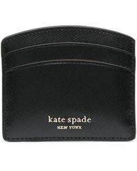 Kate Spade カードケース - ブラック