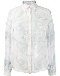 Hermès Camicia - Bianco