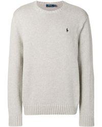 Polo Ralph Lauren ロゴ スウェットシャツ - グレー