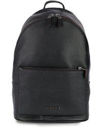 COACH Рюкзак С Металлическим Логотипом - Черный