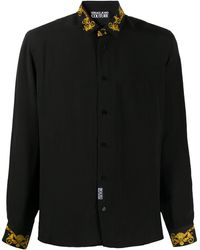 Versace Jeans - バロックプリント シャツ - Lyst