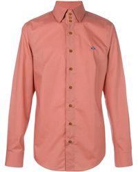 Vivienne Westwood Krall shirt - Rose