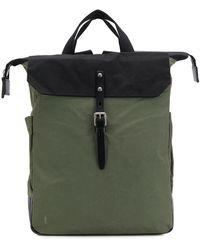 Ally Capellino Структурированный Рюкзак - Зеленый
