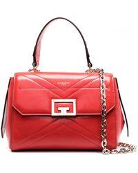 Givenchy Сумка На Плечо Id Среднего Размера - Красный