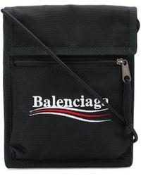 Balenciaga Explorer Buidel - Zwart